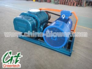 Sewage Treatment Roots Blower (air blower) pictures & photos