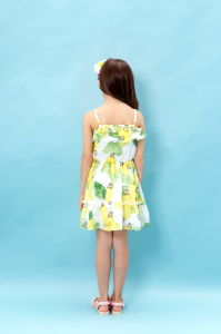 Sweetheart Dress for Girls Day Dress Mf16242