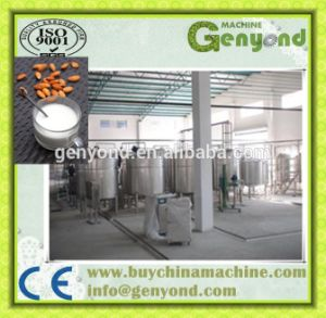 Hot Sell Complete Almond Nut Milk Process Plant pictures & photos