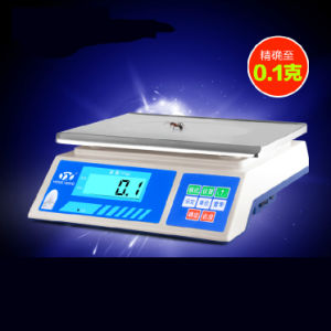 Acs-30kg Electronic Weight Scale with Big Font Display (DH~dh) pictures & photos