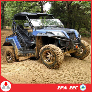 Side by Side 800cc UTV 4X4 Utility Vehicle with EEC EPA