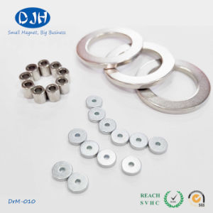 Permanent Magnetic Neodymium NdFeB Magnet (DRM-010) pictures & photos