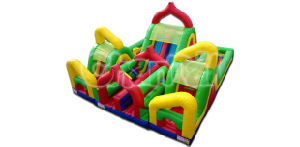 Kid Inflatable Amusement Park/Playground for Sale Inf003 pictures & photos