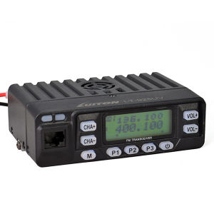 Small Size 25watts Mobile Radio Lt-925UV Car Shaped Radio pictures & photos