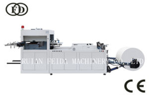 Fd930*550 High Speed Roll Paper Embossing, Indentation Die Cutting Machine