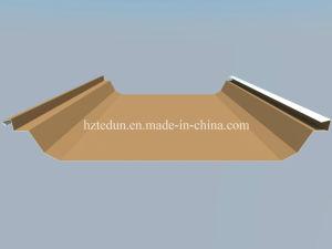 Prepainted Steel Standing Seam Roofing (Luminous3024) pictures & photos