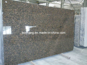 Baltic Brown Granite Slab for Countertop & Bathroom pictures & photos