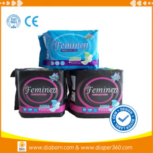 Different Types Female Anion and Extra Care Sanitary Napkin pictures & photos