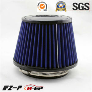 Universal Air Filter 4.3inch 110mm Blue