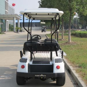 6-Seater Electric Powered Golf Cart with CE (DG-C6) pictures & photos