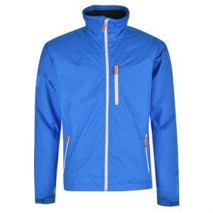 Men Blue Colour Waterproof Jacket with Tape-Seams pictures & photos