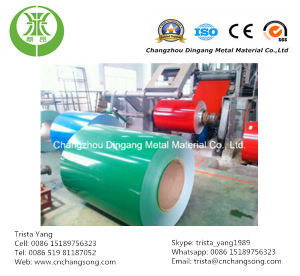 0.30-0.55mm Thickness Color Coated Aluminium Coil, 3003 H19 pictures & photos
