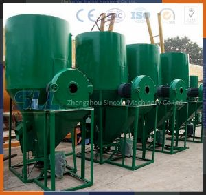 Small Model Low Price Feed Dry Powder Mixer pictures & photos