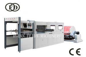 Fd1150*640 Automatic Roll Paper High Speed Flat Die Cutting Machine
