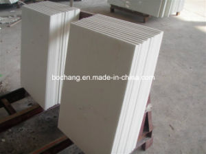 Polished White Crystal/Phoenix Jade Artificial Stone pictures & photos