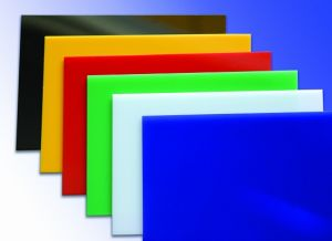 Plastic Sheet/Acrylic Color Sheet pictures & photos
