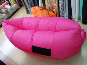 china 2016 lamzac hangout bean bag blow up fast inflatable couch lamzac fatboy air sofa lounger. Black Bedroom Furniture Sets. Home Design Ideas