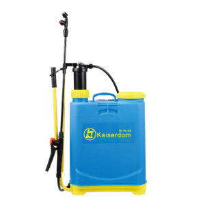 16L Manual Backpack Plastic Pressure Hand Agricultural Sprayer (KD-16L-002) pictures & photos