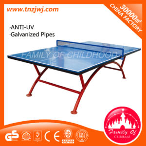 Children Table Tennis Table for School pictures & photos