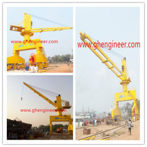 Upside Marine Crane with Downside Gantry Crane pictures & photos