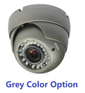 "CCTV HD Ahd Indoor Camera 24 IR Color 1/4 ""CMOS Sensor 720p 1000tvl Security Cameras with IR-Cut Lens pictures & photos"