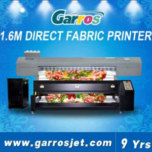 Digital Textile Printer 1.6m Dx5 Head Inkjet Fabric Plotter pictures & photos
