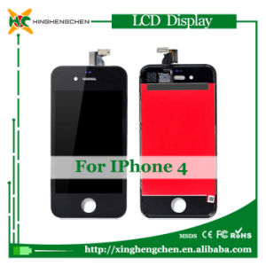 Wholesale Mobile Phone LCD Display for iPhone 4 pictures & photos