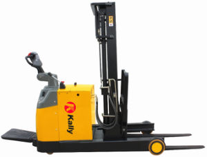 1.5ton Electric Reach Stacker pictures & photos