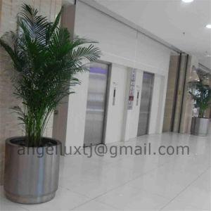 Landscape Tree Pot Flower Pot Planter Pot Garden Stainless Steel Pot pictures & photos