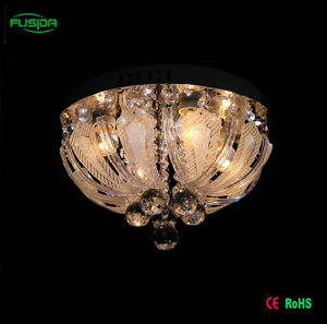 2016 Hot Selling Round Crystal LED Ceiling Lighting with MP3 F2018-14 pictures & photos