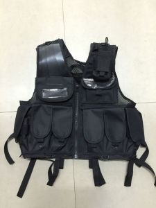 Supplier Combat Tactical Vest with 1000d Fabric Nylon pictures & photos