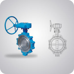 Triple Offset Butterfly Valve China Supplier pictures & photos