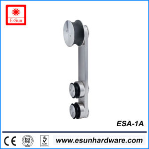 High Quality Stainless Steel Glass Door Sliding Door Roller (ESA-1A) pictures & photos