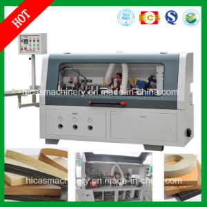 Hs-Mf501 Wood Semi-Automatic Edge Banding Machine for Wood Furniture Making pictures & photos