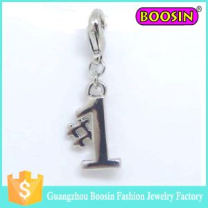 Round Tag Charm for International Peace Symbol/ Peace Charm #16458 pictures & photos