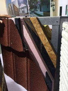 Color Coated Galvanized Steel Coil Sheets for Roof Covering Tile pictures & photos