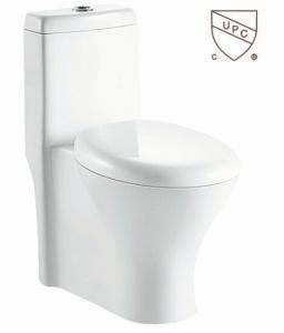 Siphonic One-Piece Cupc Wc Closet Toilet CE-Cupc8808 pictures & photos