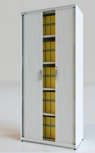 Sv Series Roller Shutter Door Filing Cabinet (SV-RD2031) pictures & photos