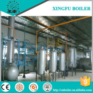 Waste Tire Fuel Oil Recycling Pyrolysis Plant pictures & photos