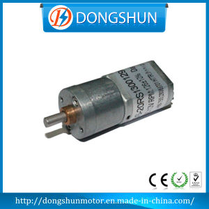 China 12 Volt Gear Reduction Motor Ds 20rs130 China