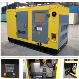 Diesel Power Generator + Brushless Alternator with Perkins Engine pictures & photos