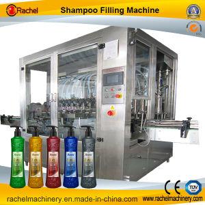 Automatic Pet Bottle Shampoo Filling Line pictures & photos