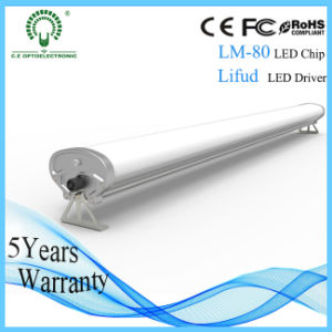 Dust/Damp/Water Proof Aluminum 600mm Tri-Proof LED Tube