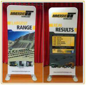 Portable Floor Stand Banner Display pictures & photos