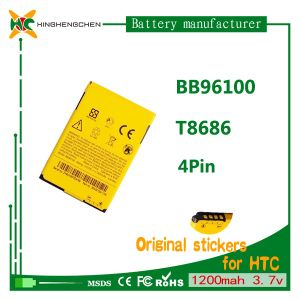 Hot Mobile Phone Battery for HTC T8686 pictures & photos