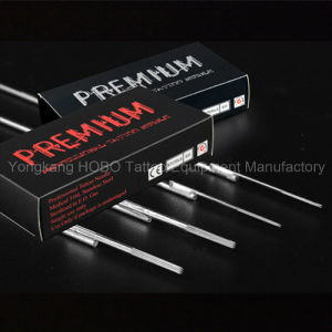 Beauty Body Art Products Supplies Disposable Tattoo Needles with Ce pictures & photos