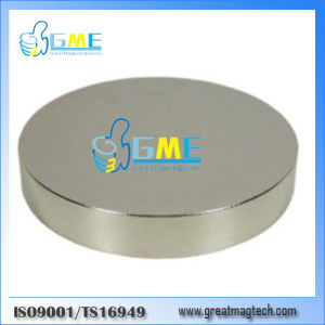 Strong N52 D120X20mm Neodymium Disc Magnets pictures & photos