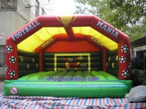 Environmental Inflatable Bouncer with New Design (B020) pictures & photos