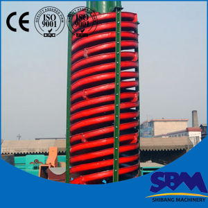 China Leading Low Price Gravity Spiral Chute for Sale pictures & photos