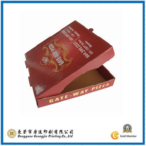 Pizza Take Away Packaging Box (GJ-Box140) pictures & photos